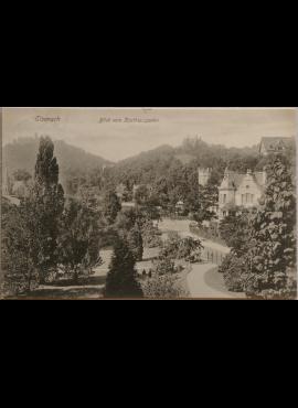 Vokietijos Reichas, Eisenachas 1905m atvirlaiškis