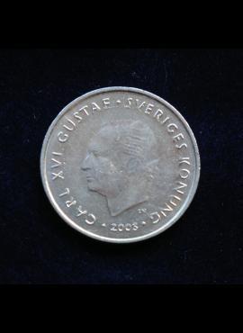 Švedija, 1 krona 2003m