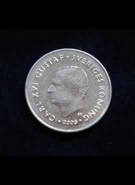 Švedija, 1 krona 2005m