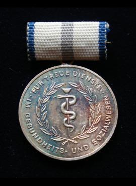 VDR antro laipsnio medalis už nuopelnus sveikatos ir sveiko gyvenimo būdo srityje