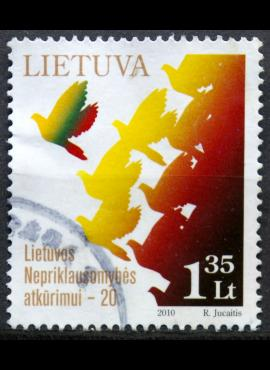 Lietuva MiNr 1034 Used(O) V