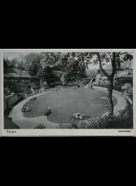 Vokietijos Reichas, Trieras 1935m atvirlaiškis