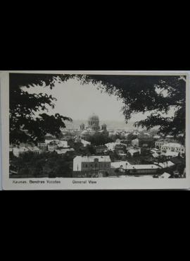 Lietuva, Kaunas, 1936m atvirlaiškis