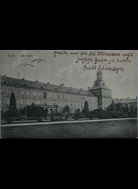 Vokietijos Reichas, Bona 1909m atvirlaiškis
