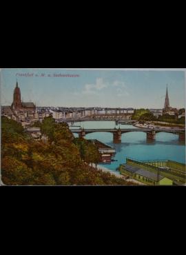 Vokietijos Reichas, Frankfurtas 1913m atvirlaiškis