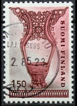 Suomija ScNr 566 Used(O) G
