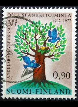 Suomija ScNr 598 Used(O) G