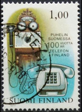 Suomija ScNr 606 Used(O) G