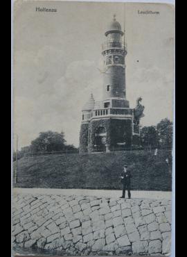 Vokietijos Reichas, Holtenau 1905m atvirlaiškis