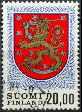 Suomija ScNr 470A Used(O) G