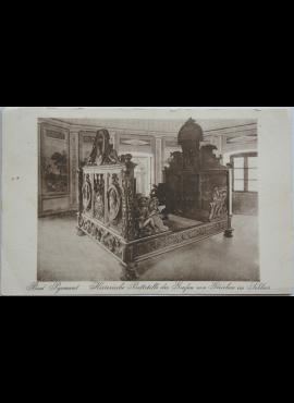 Vokietijos Reichas, Bad Pyrmontas 1914m atvirlaiškis
