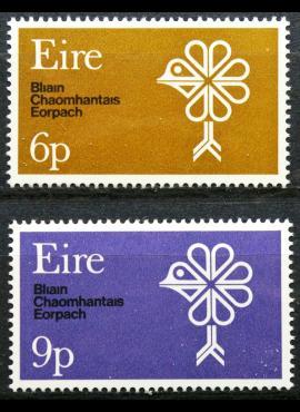 Airija, pilna serija ScNr 277-278 MNH**