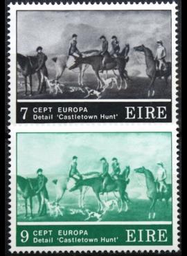 Airija, pilna serija ScNr 369-370 MNH**