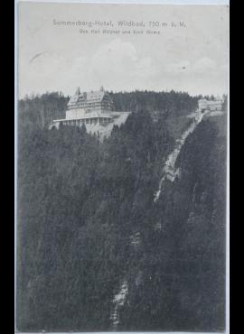 Vokietijos Reichas, Wildbadas 1909m atvirlaiškis
