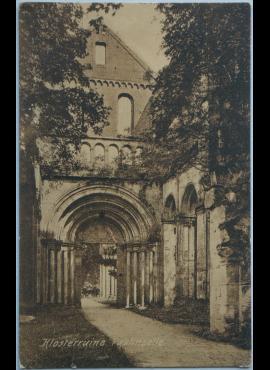 Vokietijos Reichas, Paulinzelle 1908m atvirlaiškis