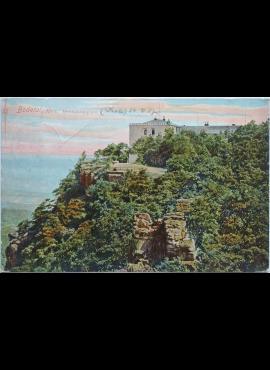 Vokietijos Reichas, Bodetalis 1907m atvirlaiškis