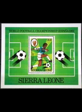 Siera Leonė, blokas MiNr BL 11 MNH** V