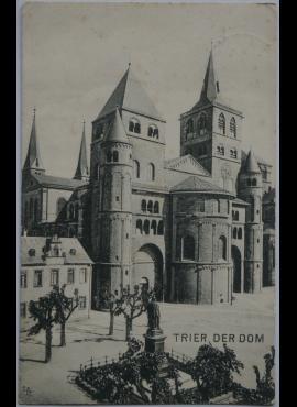 Vokietijos Reichas, Trieras 1907m atvirlaiškis