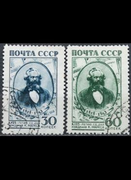 Rusija, TSRS, pilna serija ScNr 903-904 Used(O) V