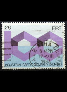 Airija ScNr 571 Used(O)