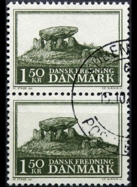 Danija, pora ScNr 428 Used(O) G