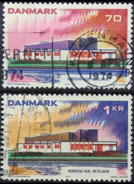 Danija, pilna serija ScNr 522-523 Used(O) G