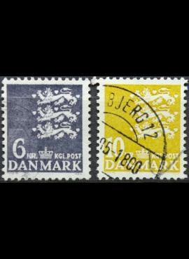 Danija ScNr 503, 506 Used(O) G