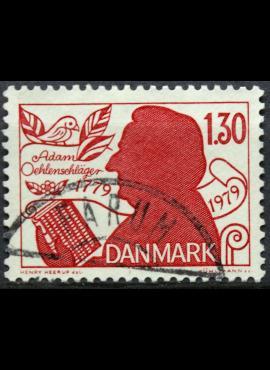 Danija ScNr 659 Used(O) G