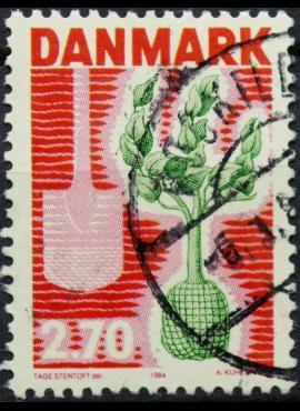Danija ScNr 749 Used(O) G