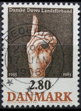 Danija ScNr 786 Used(O) G