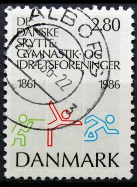 Danija ScNr 824 Used(O) G