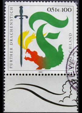 Vokietija MiNr 2207 Used(O)