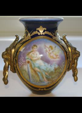 """Sevres porcelianinė """"vazelė"""" M"""