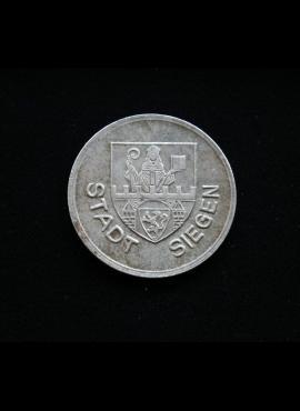 Siegen'o kriegsgeldai, 1918m 50 pfenigų