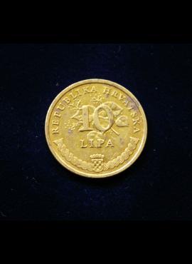 Kroatija, 10 lipų 2005m