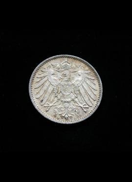 Vokietijos Imperija, 10 pfenigių 1898m-F