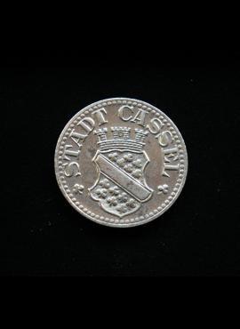 Cassel'io kriegsgeldai, 1919m, 10 pfenigų