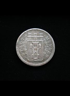 Menden'o kriegsgeldai, 1919m 50 pfenigų