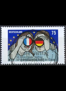 Vokietija MiNr 2977 Used(O)