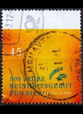 Vokietija MiNr 3229 Used(O)