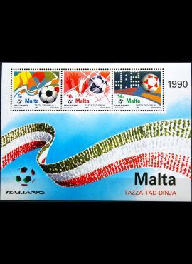 Malta, blokas nr. 11 MiNr 843-845 MNH** V