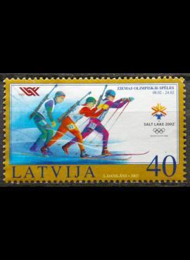 Latvija MiNr 565 Used(O) E