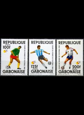 Gabonas, pilna serija ScNr 511-513 MNH** V