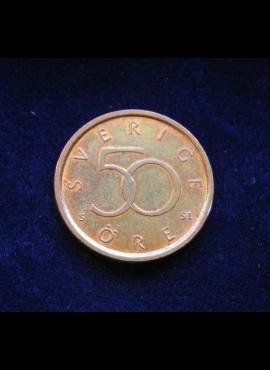 Švedija, 50 erių 2009m