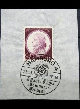 Vokietijos Reichas, MiNr 810 Used(O)
