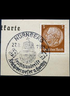 Vokietijos Reichas, MiNr 513 Used (O)