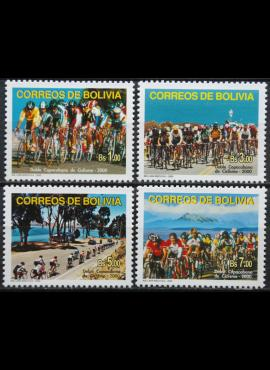 Bolivija, pilna serija ScNr 1092-1095 MNH** V