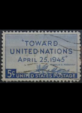 JAV, ScNr 928 Used(O)
