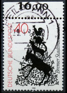 Vokietija MiNr 1120 Used(O)