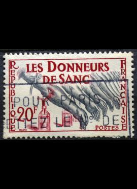 Prancūzija ScNr 931 Used(O)